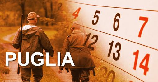 Regione Puglia Calendario Venatorio.Arci Caccia Puglia Sul Ricorso Al Tar Bighunter