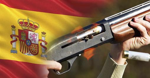 Caccia Spagna