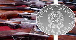 Decreto Detenzione Armi da Caccia e da Tiro