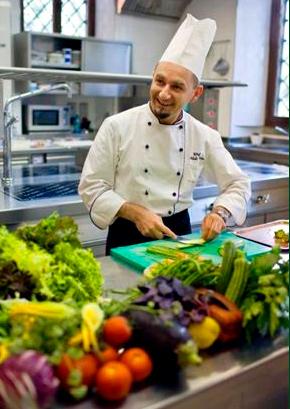 Chef Michele Gioia