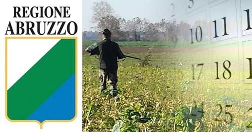 Calendario Regionale Abruzzo.Da Regione Abruzzo Nuova Proposta Di Calendario Venatorio